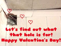 Happy Valentine's Day from This Mold House! #xxxo