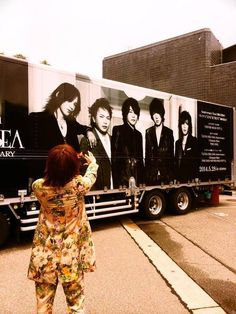Sugizo. Luna Sea