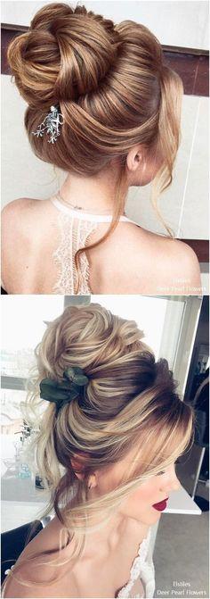 Wedding Hairstyles  :   Illustration   Description   30 Elstile Long Wedding Hairstyles and Updos #wedding #weddingideas #hairstyles #elstile #weddingupdos www.deerpearlflow…    - #Hairstyle #weddinghairstyles