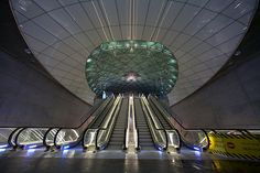 Citytunneln in Malmø I was the lead design architect on the Job