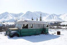 The magic bus - Alaska