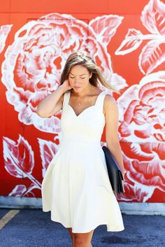 Femme Sundress | http://www.tovogueorbust.com/2014/07/how-to-style-a-sundress-for-summer.html