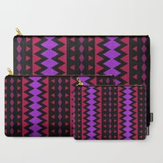 Rosalita Carry-All Pouch - set of three pouches for $40USD!