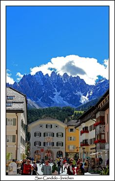 Innichen-San Candido, Italy Copyright: ALESSANDRO MACCHI