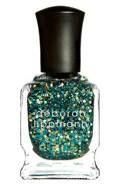 Deborah Lippmann 'Jewel Heist Collection' Glitter Nail Color Shake Your Money Maker