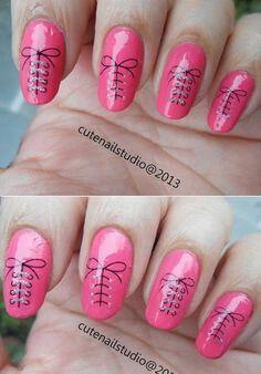 Corset nails!?