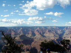 What a view! - South Rim of the Grand Canyon, Arizona