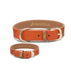 The Classic Pup will work with virtually everything in your closet, the perfect way to show off your friendship in style! Wear them with pride, because best friends should match! FriendshipCollar is t
