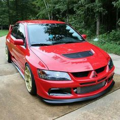 Good looking #Mitsubishi Evo8 www.asautoparts.com