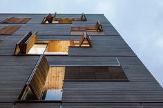 Galería - Edificio habitacional Andarzgoo / Ayeneh Office - 7