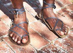 4mm: puente a sandalias Descalzas cordones de por BarefootCompass