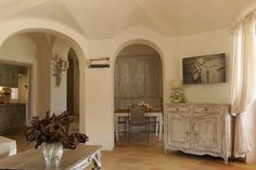 Ville sul mare - Arredamento in stile provenzale - Dario Biagioni - Atelier - Firenze