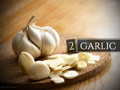 #1.Ginger Ginger can be regrown after soaking its chunks in water overnight. You can transfer them to a pot after and place the pot in a sunny spot. Read Also:Magical Ginger Blends To Treat Common Ailments #2.Garlic You can regrow garlic sprouts just by using a single garlic clove. Just