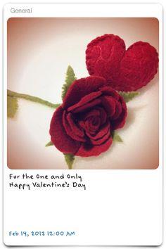Rose By I Felt In Love  http://www.facebook.com/feltinluv