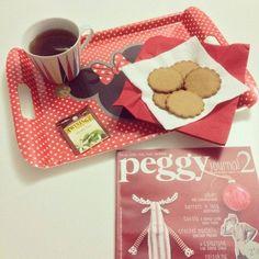 Anche a Moggio Udinese (UD) ho trovato la mia copia di Peggy Journal 2. Neanche 2000 abitanti ma Peggy c'è!   ph: That's Monique