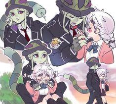 Meruem and Komugi