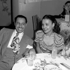 Cab Calloway & Lena Horne
