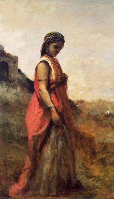 Fine Art and You: Jean Baptiste Camille Corot | French Impressionist Painter | 1796-1875