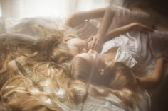 Twins Inka & Neele H. photographed by Vivienne Mok for Submission Magazine