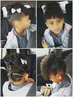 54 Best Biracial Hair Styles Images Hair Styles Lil Girl
