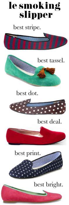smoking slippers