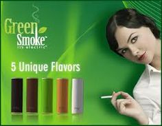 Trying to quit smoking?  try Green smoke