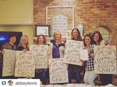 Want to have a fun party with friends? Ask your Mary & Martha Consultant to do a Make-n-Take party, and turn your tea towel of choice into wall art! #Repost @abbeylewis