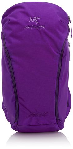 Arcteryx Sebring 25 Pack -- Check out this great image : Backpacks for hiking Camping And Hiking, Backpacking, Backpack Bags, Drawstring Backpack, Best Hiking Backpacks, Bag Design, Outdoor Gear, Gears, Travelling