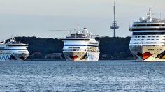 20 años, AIDA Cruises celebra su aniversario