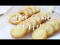 Preparation of butter cookies very delicious and tasty Butter, Tasty, Make It Yourself, Cookies, Vegetables, Videos, Youtube, Blog, Crack Crackers