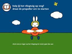 nijntje vliegt van Sanoma Media Netherlands B.V.