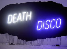Zoom Photo - death and disco