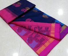 Saree Design Patterns, Pattern Design, Cotton Saree, Indian Sarees, Gift Wrapping, Green, Gifts, Fashion, Indian Saris