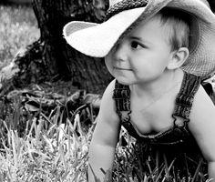 Cute little country boy!