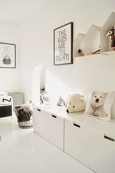 Minimalist Kids Bedroom Ideas To Inspire You Today Childrens Room Decor, Kids Decor, Decor Ideas, Scandinavian Kids Rooms, Minimalist Kids, Kids Room Design, Baby Bedroom, Nursery Room, Kid Spaces