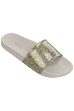 Zaxy / Different. Cool Slides, Iron Fist, Gold Glitter, Nike Air, Sandals, Blog, Shoes, Brazil, Women