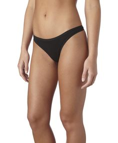 Super soft organic women's thong underwear from Wear PACT. Low-rise, Fair Trade Certified cotton underwear engineered for everyday comfort. Shop organic now!