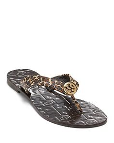 d5488a640 Tory Burch Sandals - Thora Thong Sandals Shoes - Bloomingdale s