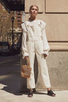 The Boyfriend Overall | Free People