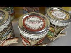 Home Sweet Home Jars - YouTube