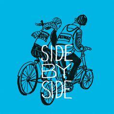 SIDE BY SIDE - Petrolz