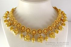 ilias Lalaounis Style Greek Hellenistic Acorn, Star & Disc Bull's Head 22k Necklace Acorn, Greek, Stars, Roman, Necklaces, Ebay, Jewelry, Fashion, Necklace Ideas