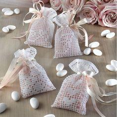 10365 Crochet lavender sachet embroidery set - Her Crochet Crochet Sachet, Crochet Pouch, Crochet Gifts, Filet Crochet, Crochet Bikini, Knit Crochet, Purse Patterns, Knitting Patterns, Crochet Patterns