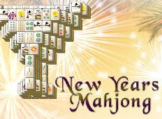 New Years Mahjong games