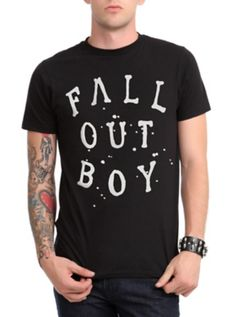 Fall Out Boy Arch T-Shirt