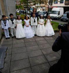 Continúa el goteo de celebraciones de primera comunión en Avilés - Contenido seleccionado con la ayuda de http://r4s.to/r4s