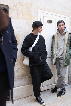 They Are Wearing: Paris Men's Fashion Week - Slideshow - WWD.com