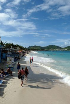 Get Naked on St Martin, St Maarten - The Clothing Optional