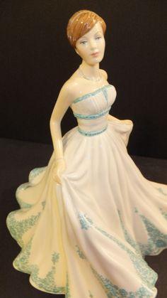 Royal Doulton Pretty Ladies Elise HN 5778 New In Box