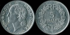 French Coins, Virtual Museum, 1940s, Money, Personalized Items, Collection, Coins, Coin Collecting, Smooth